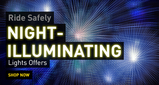 Night-illuminating lights offers