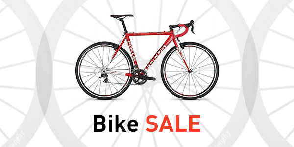 Bike Sale at The Tri Store