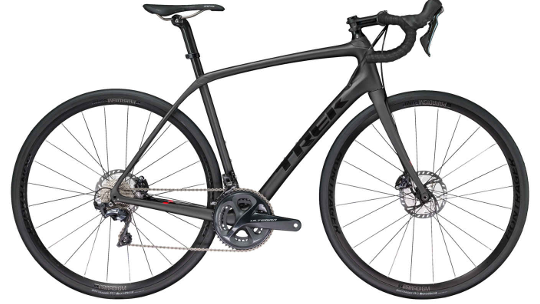 Buy  Trek Domane SL 6 Disc-Brake Men's Road Bike 2018 (Ex-Demo)  Online at thetristore.com