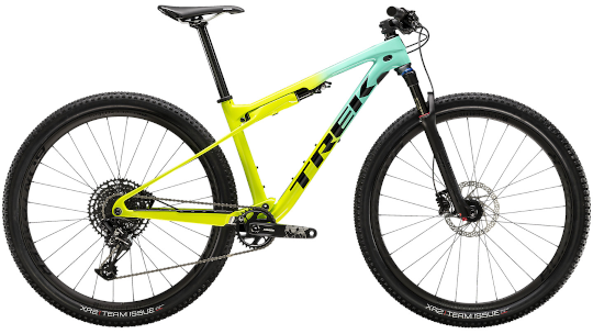 Buy Trek Supercaliber 9.7 Mountain & Cross-country Bike Online at thetristore.com