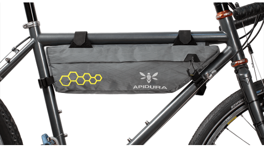 Apidura Backcountry Compact Frame Pack (3L) - The Tri Store