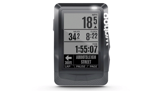 Buy Wahoo ELEMNT Cycling Computer Online at thetristore.com