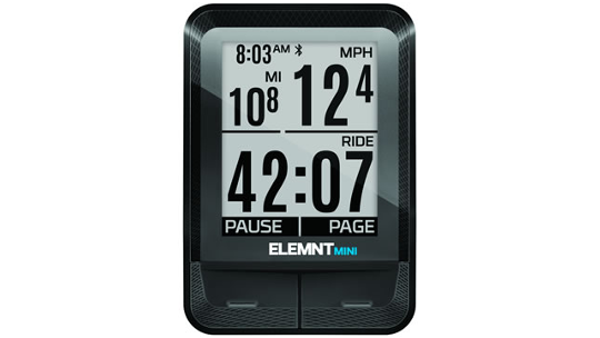 Buy  Wahoo ELEMNT MINI Cycling Computer  Online at thetristore.com