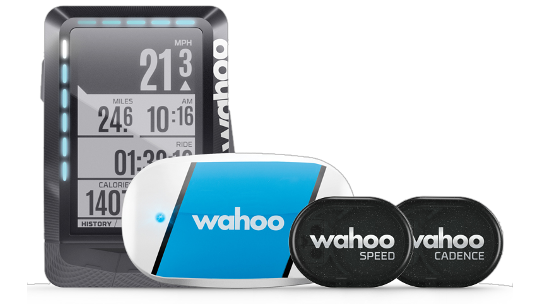 Buy  Wahoo ELEMNT GPS Bike Computer Bundle Online at thetristore.com