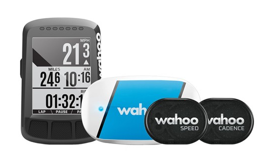Buy  Wahoo ELEMNT BOLT GPS Bike Computer Bundle Online at thetristore.com