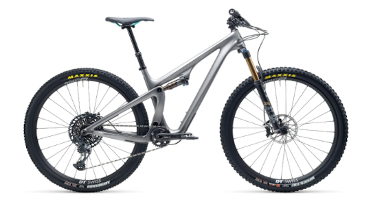 "Buy Yeti Cycles SB115 T-Series T2 29"" Mountain Bike Online at thetristore.com"