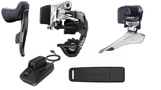 Buy  SRAM eTap Wireless Electronic Road Upgrade Kit Online at thetristore.com