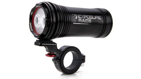 Buy Exposure Lights Race MK12 Front Light  Online at thetristore.com