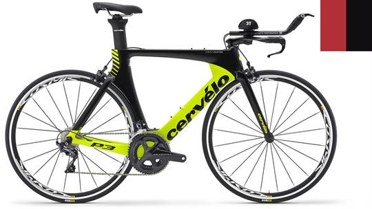 Buy Cervélo P3 Ultegra Di2 8060 Triathlon and Time Trial Bike 2018 Online at thetristore.com