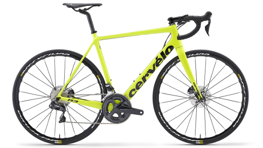 Buy Cervélo R3 Disc Ultegra Di2 8070 Road Bike 2018 Online at thetristore.com