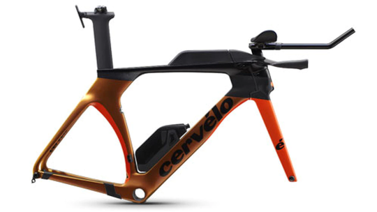 Buy Cervélo P5 Disc Triathlon & TT Bike Frame Online at thetristore.com