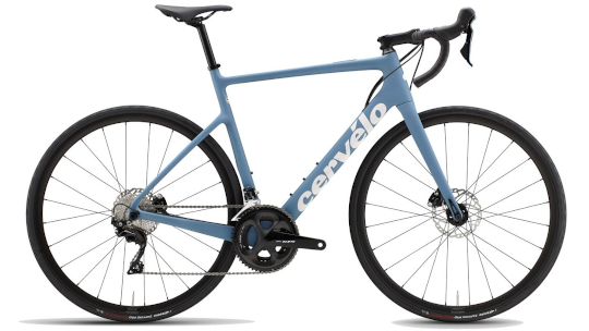Buy Cervélo Caledonia 105 Disc Road Bike Online at thetristore.com