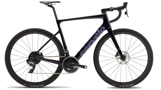 Buy Cervélo Caledonia-5 Force eTap AXS Disc Road Bik Online at thetristore.com
