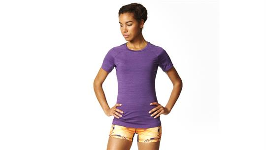 Buy  adidas Performance Women's Running Tee Online at thetristore.com