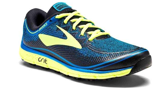 Buy  Brooks PureGrit 6 Men's Trail Running Shoes  Online at thetristore.com