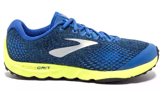 Buy Brooks Pure Grit 7 Men's Running Shoes Online at thetristore.com
