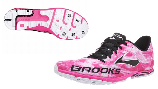 Buy Brooks Mach 15 Women's XC Spikes Online at thetristore.com