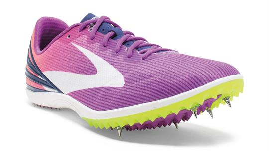 Buy  Brooks Mach 17 Women's Running Spikes Online at thetristore.com