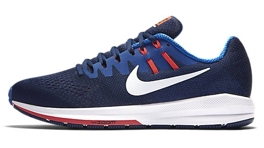Buy Nike Air Zoom Structure 20 Men's Running Shoe Online at thetristore.com