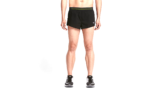 "Buy  Nike AeroSwift Race Men's 2"" Running Shorts Online at thetristore.com"