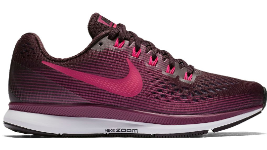 Buy  Nike Air Zoom Pegasus 34 Women's Running Shoes Online at thetristore.com