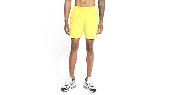 "Buy Nike Run Wild Men's Shorts 7"" Online at thetristore.com"