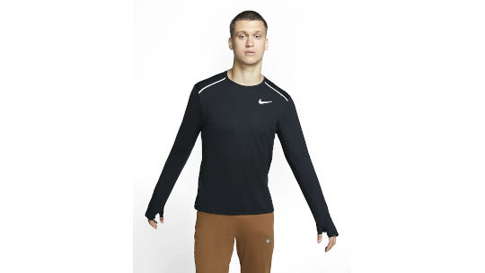 Buy Nike 3.0 Men's Crew Running Top  Online at thetristore.com