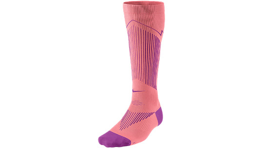 Buy  Nike Elite Graduated Compression OTC Run Socks Women's Online at thetristore.com