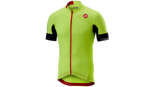 Buy Castelli Aero Race 4.1 Solid Men's Jersey Online at thetristore.com