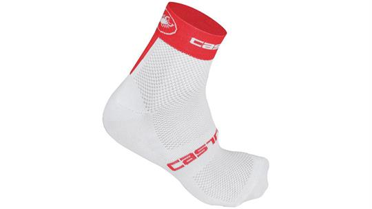 Buy  Castelli Free 6 Cycling Socks  Online at thetristore.com