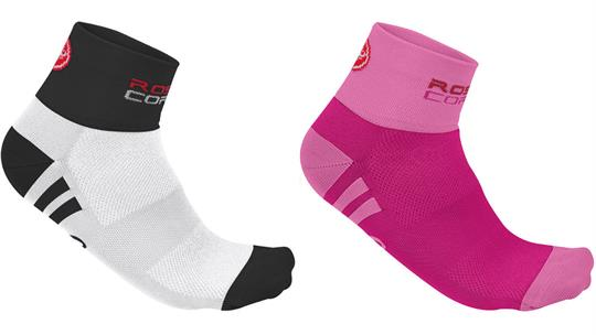 Buy  Castelli Rosa Corsa Women's Cycling Socks Online at thetristore.com