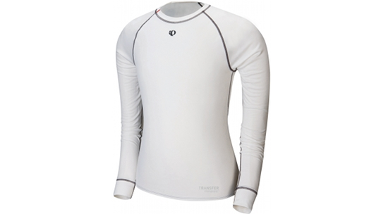Buy  Pearl Izumi Transfer Long Sleeve Baselayer Online at thetristore.com