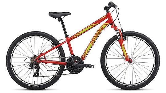 "Buy  Specialized 24"" Hotrock Speed Boys 21  Online at thetristore.com"