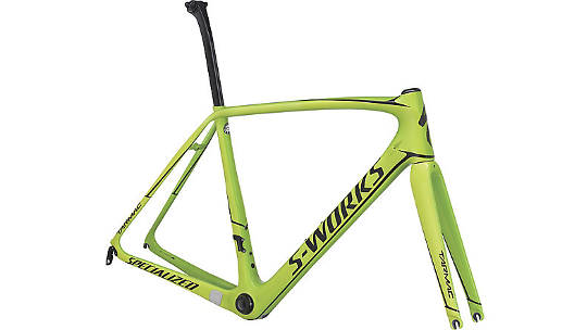 Buy  Specialized S-Works Tarmac Frameset 2017 Online at thetristore.com