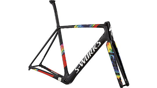 Buy  Specialized S-Works Crux Frameset 2018 Online at thetristore.com