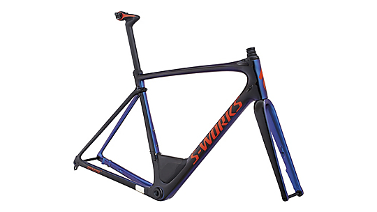 Buy Specialized S-Works Roubaix Frameset 2018 Online at thetristore.com