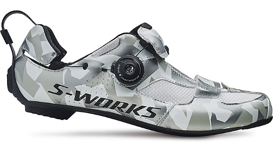 Buy Specialized S-Works Trivent Camouflage Shoes Online at thetristore.com