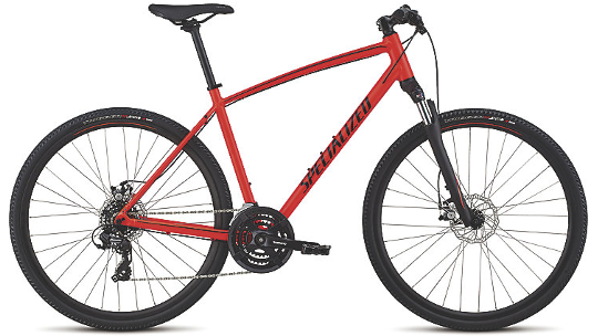 Buy  Specialized Crosstrail Mechanical Disc 2018 Online at thetristore.com