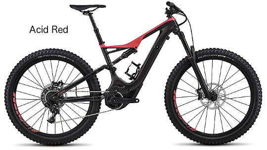 Buy Specialized Turbo Levo Comp Carbon 6Fattie/29 Mountain Bike 2018 Online at thetristore.com