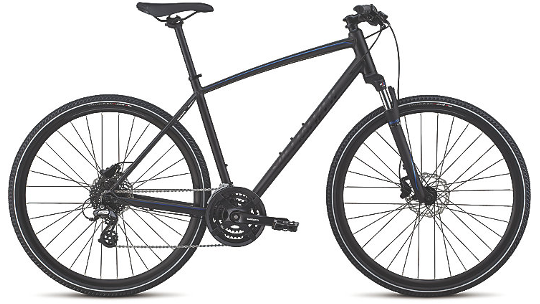 Buy Specialized Crosstrail Hydraulic Disc 2018 Online at thetristore.com