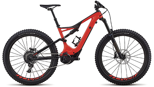 Buy  Specialized Turbo Levo FSR Expert Carbon Mountain Bike 2018 Online at thetristore.com