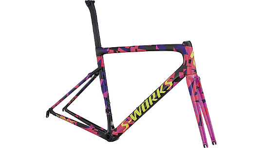 Buy Specialized S-Works Tarmac SL6 Frameset 2018 Online at thetristore.com