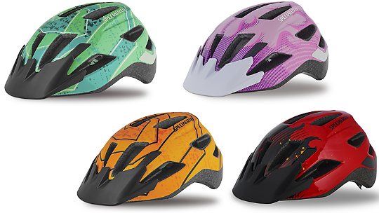 Buy Specialized Shuffle Child LED Rear Light Helmet 2018 Online at thetristore.com