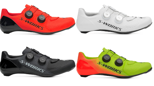 Buy Specialized S-Works 7 Road Shoes Online at thetristore.com