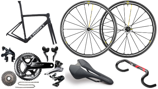 Buy  Specialized S-Works Tarmac SL6 Ultralight 2018 Dura-Ace 9100 Build Online at thetristore.com