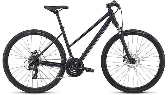 Buy Specialized Ariel Mechanical Disc Step-Through Women's Hybrid Bike  Online at thetristore.com