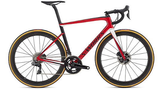 Buy  Specialized S-Works Tarmac Disc Men's Road Bike 2018 Online at thetristore.com