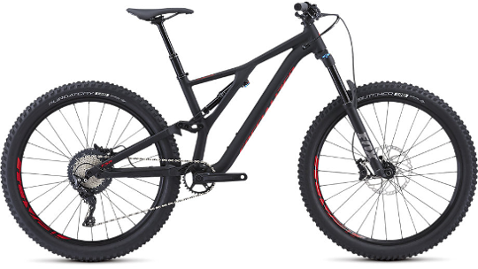 Buy  Specialized Stumpjumper Comp Alloy 27.5 Men's Mountain Bike Online at thetristore.com