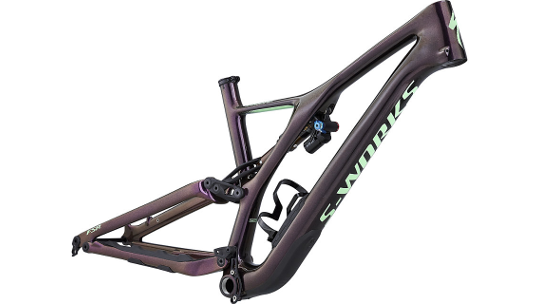 Buy  Specialized S-Works Stumpjumper 29 Men's Mountain Bike Frame  Online at thetristore.com