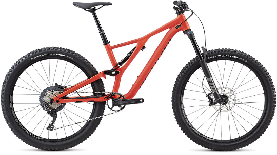 Buy Specialized Stumpjumper Comp Alloy 27.5 Women's Mountain Bike Online at thetristore.com